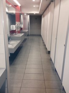 crystal deep cleaning washroom