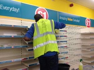 deep cleaning poundland